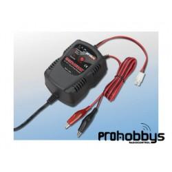 Cargador Ultrapeak AC/DC 1-2-4A 4-8 celdas NiMh Prolux