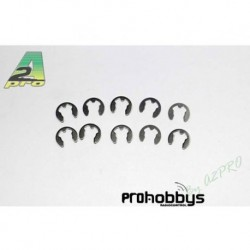Circlips Inoxidable 1,9mm (10 uds)
