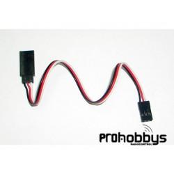 Cable alargo servo (20 cm)