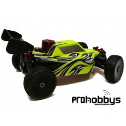 Buggy 1/8 EB-4 S2.5 Pro verde 2,4Ghz