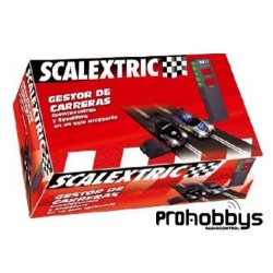 Gestor De Carreras Cuetavueltas y Semaforo Scalextric 8873