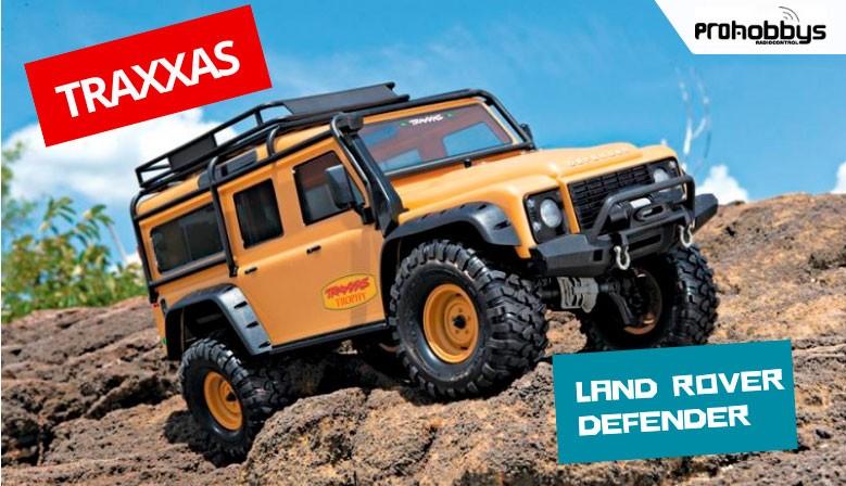 Land Rover Defender Traxxas