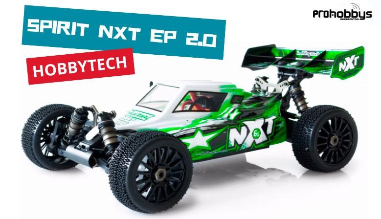 Buggy 1/8 Spirit NXT EP 2.0