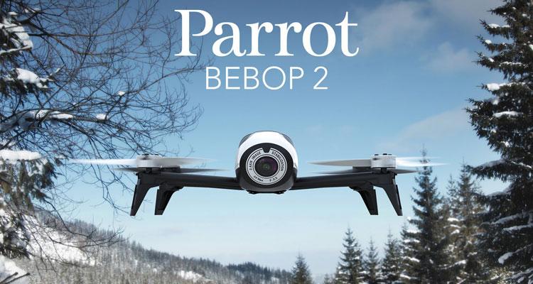 Parrot Bebop 2: un dron que es todo ventajas